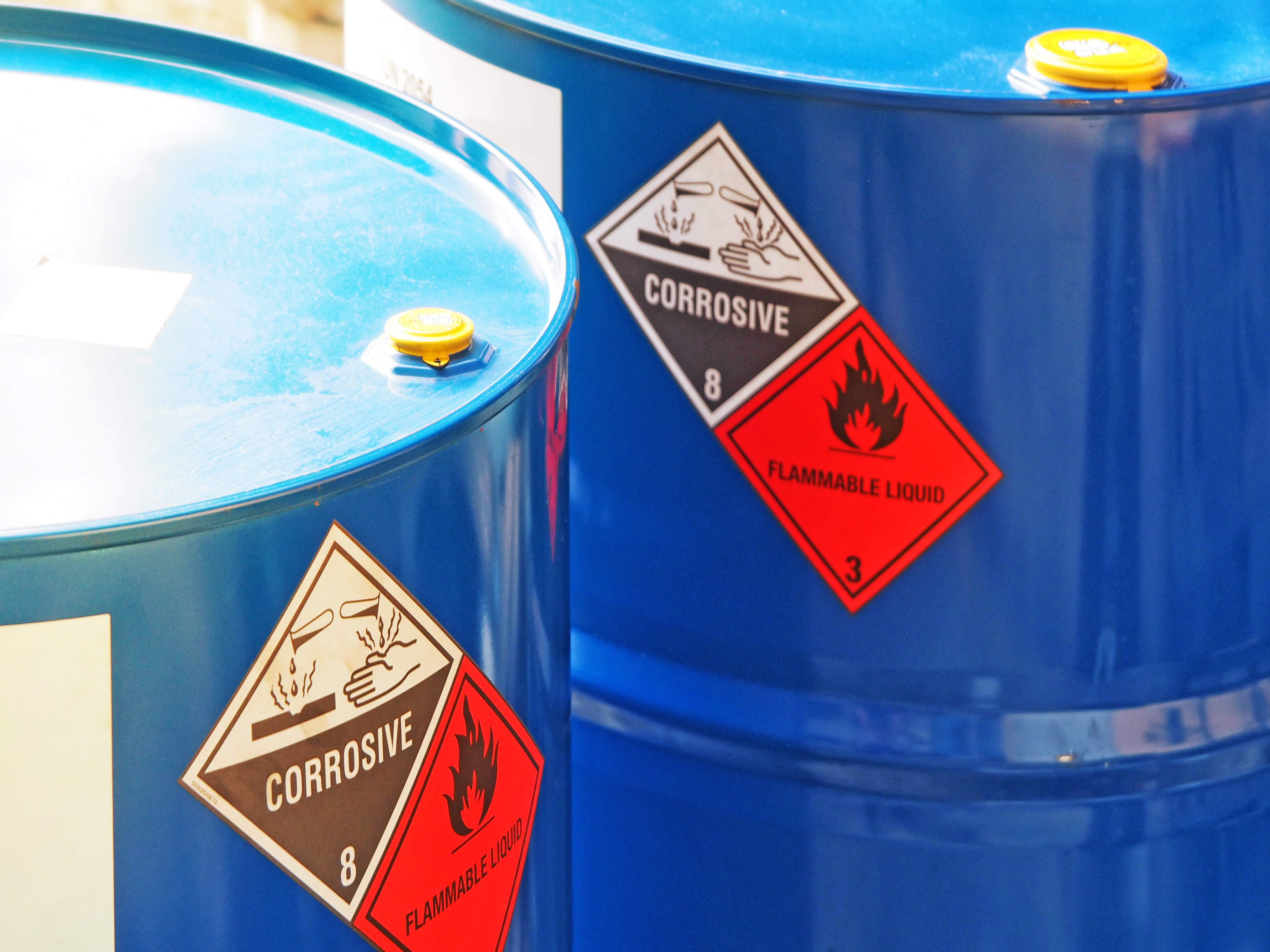 Chemical Drums-1